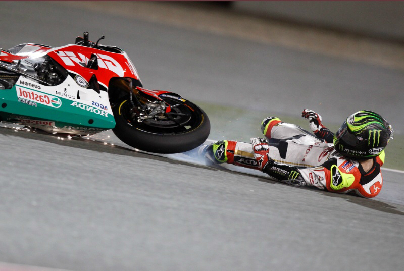 crash motogp